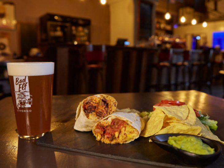 Birra & Food al Bad Elf Pub