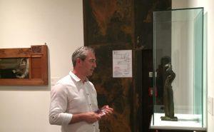 Nicola Luisotti alla Fondazione Ragghianti