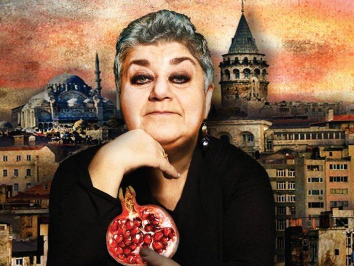 La bastarda di Istanbul Serra Yilmaz rid