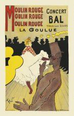 Poster for Moulin Rouge by Henri de Toulouse Lautrec (1864-1901), 1894