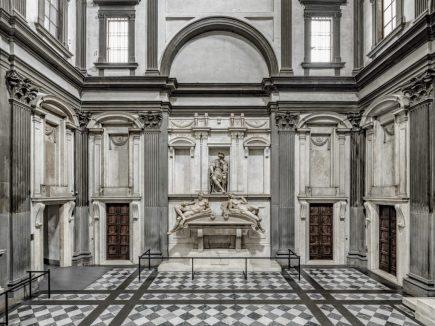 1.Tomba di Lorenzo de  Medici