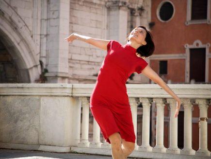 Aline Nari (foto Marzio Mirabella)
