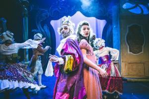 lilian e re principe ranocchio musical