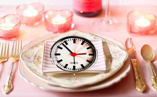 Cenare presto per dimagrire