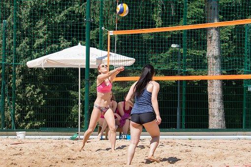 Gli sport da spiaggia