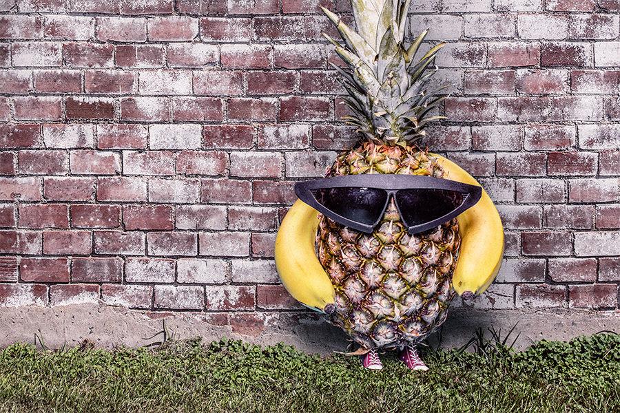 Gli estroversi tendono a mangiare più frutta e verdura