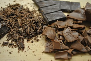 Dieta anti-acne e cioccolato