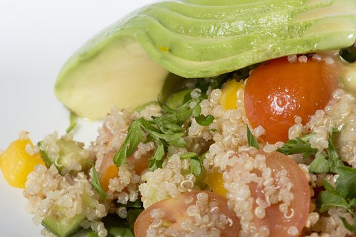 """""""Schiscia"""" alla quinoa: facile e veloce."""