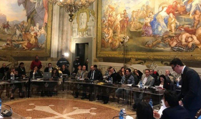 Pisa, Consiglio Comunale