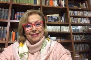La presidente del Teatro Verdi di Pisa, Patrizia Paoletti Tangheroni