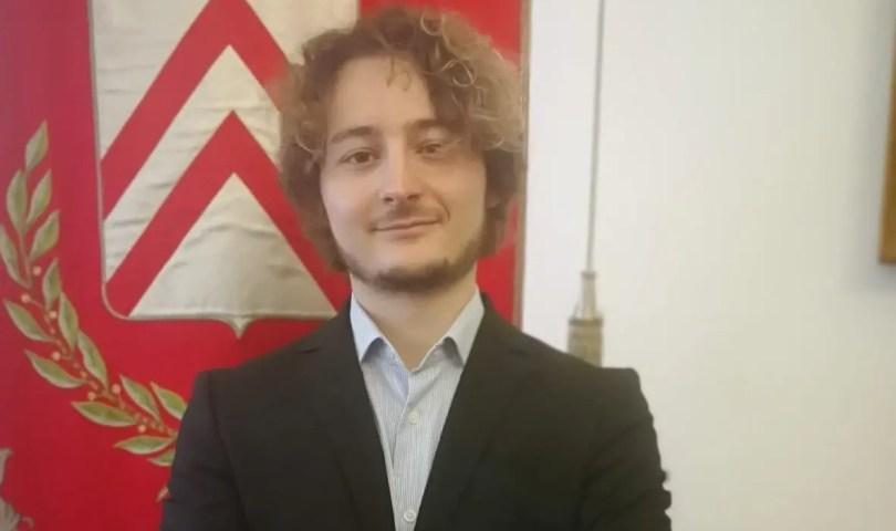 Matteo Gorini, assessore ai Servizi Sociali di Lastra a Signa