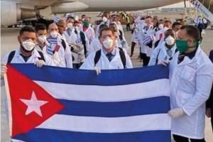 I medici cubani in Italia per il coronavirus