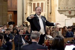 Il maestro Giuseppe Lanzetta
