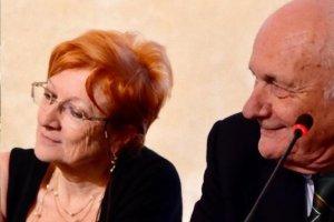 Patrizia Valpiani e Gianfranco Brini