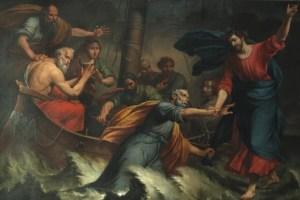 Giovanni Battista Caliari, olio su tela (1825-1849)