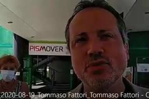 Tommaso Fattori, candidato presidente Toscana