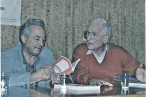 Moreno Bucci e Fortunato Menichetti