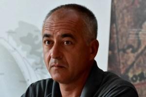 Alberto Coluccini, sindaco di Massarosa