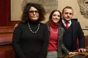 Palermo, consiglieri comunali 5Stelle