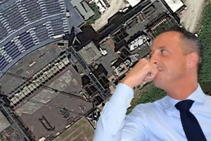 Alessandro Santini, consigliere comunale di Viareggio