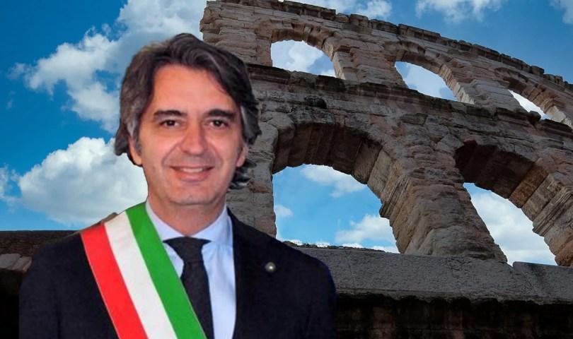 Federico Sboarina, sindaco di Verona