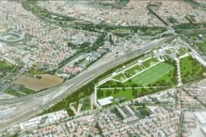 Verona masterplan ex scalo ferroviario