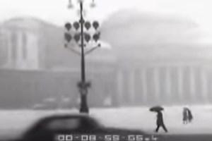 Febbraio 1956, l'Italia sotto le neve