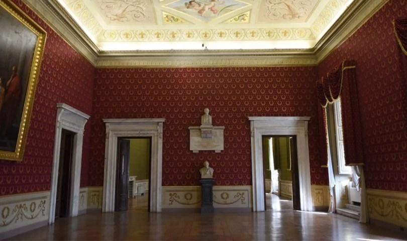 Lucca, Sala del Trono a Palazzo Ducale