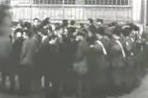 Ai cancelli Fiat, Torino 30 mrazo1968