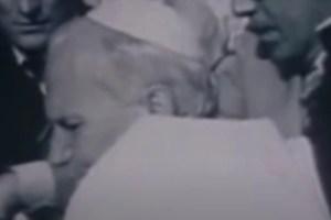 L'attentato a Giovanni Paolo II