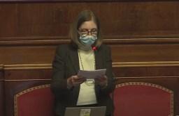 Senatrice Margherita Corrado