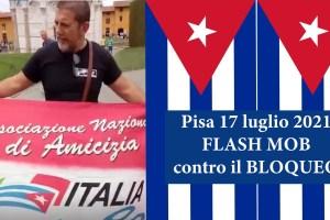 Flash Mob contro il bloqueo