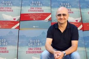 """Diego Galdino """"Una storia straordinaria"""""""