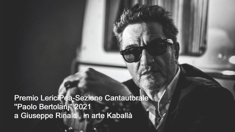 Giuseppe Rinaldi in arte Kaballà