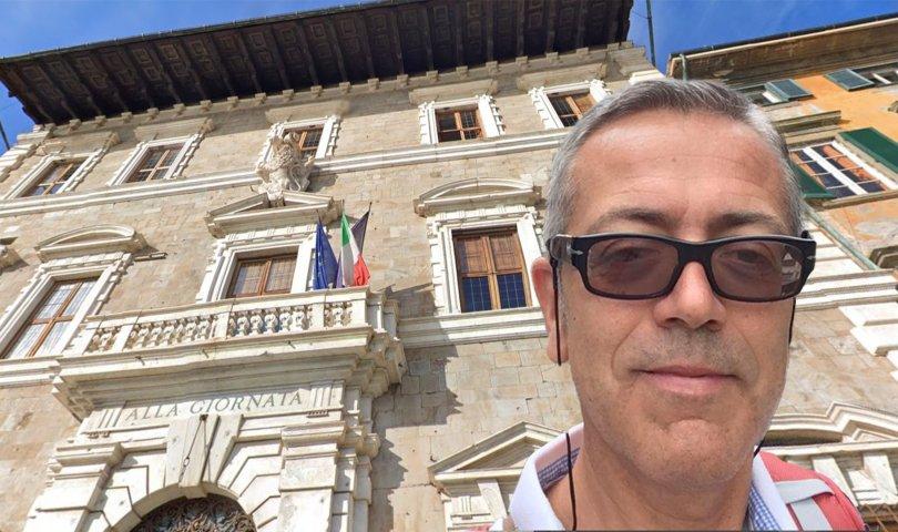 Avvocato Andrea Callaioli, Pisa