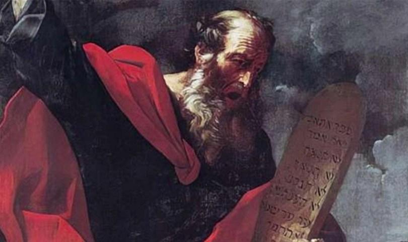 """Guido Reni, """"Mosè con le tavole della Legge"""" (1600-1610)"""
