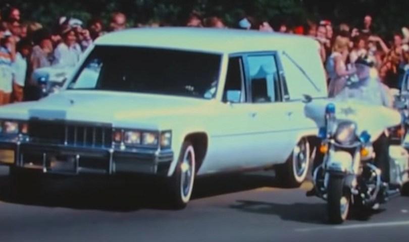 I funerali di Elvis Presley