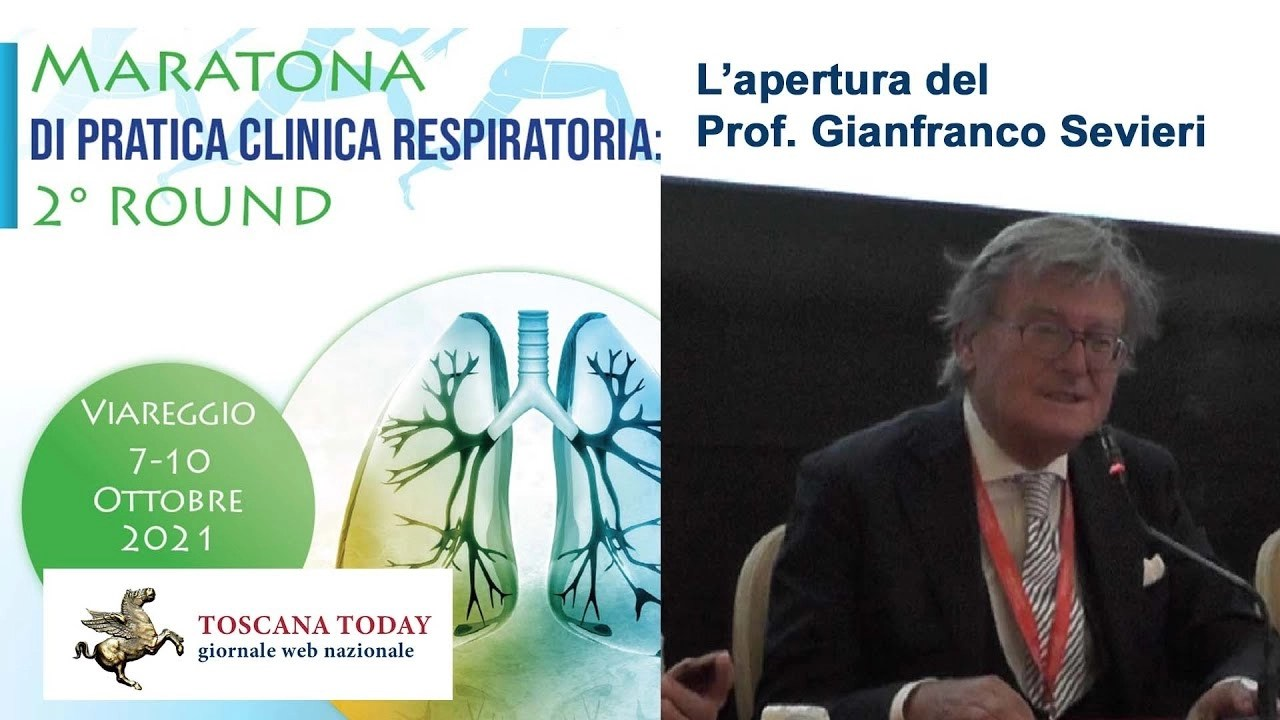 Pratica clinica respiratoria: il Prof.Gianfranco Sevieri