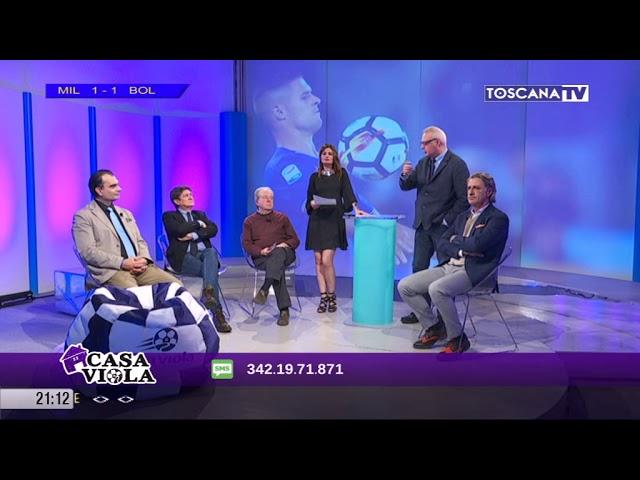 20171210 CASA VIOLA  ToscanaTv