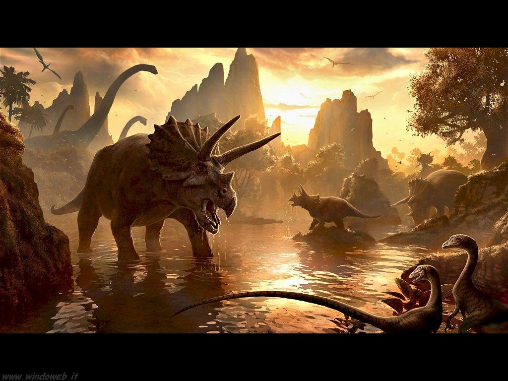 Dinosauri Wallpaper