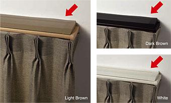 nexty decorative curtain tracks