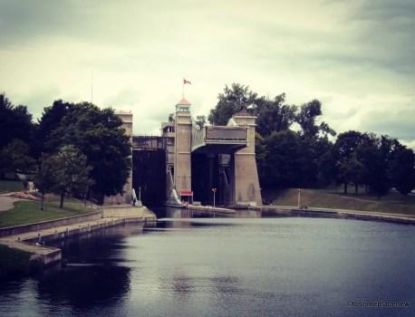 Experience Lift Lock Cruise in Peterborough, Ontario