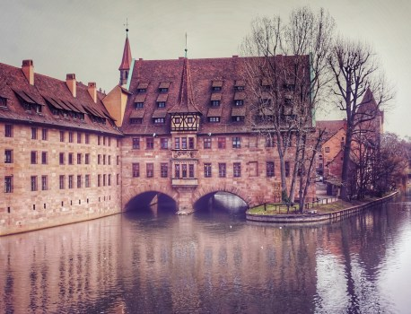 Germany: Day Trip to Nuremberg
