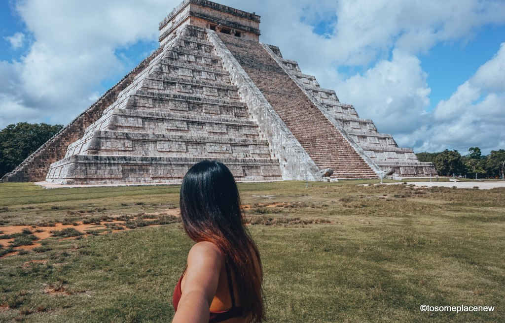 Exploring the Mayan Ruins of Chichen Itza
