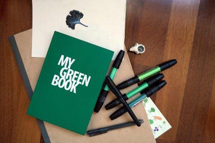 My Green Book Danone