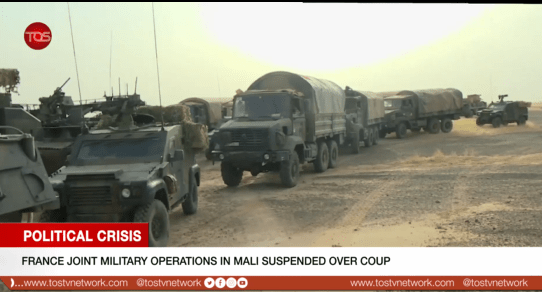 Africa Now | Political Crisis: France Joint Military Operations in Mali Suspended over Coup