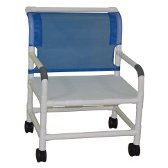 Bariatric Transport Chair 24 Seat Cookie Monster Shower With Pail