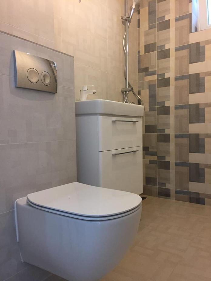 renovare superba a unei bai de apartament vechi - Care sunt trendurile pentru renovarea apartamentelor in 2019