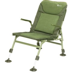 Fishing Guest Chair Twin Size Pull Out Bed Prestige Lightweight Folding Arm
