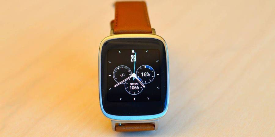 Asus ZenWatch review : The First Smartwatch I'd Wear As a Watch